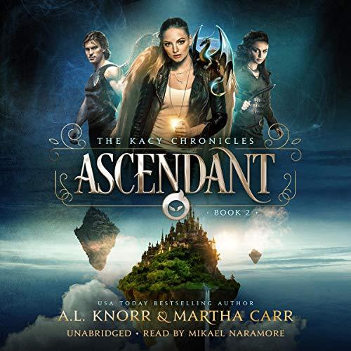 Page de couverture de Ascendant: The Revelations of Oriceran