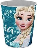 Star Licensing 40239 Disney Frozen Die Eiskönigin Papierkorb Mülleimer, mehrfarbig, 23.5x...