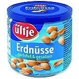 ültje Erdnüsse, geröstet und gesalzen, Erdnüsse im 8er Pack (8 x 200 g)