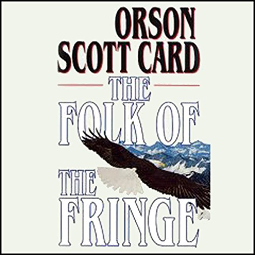 The Folk of the Fringe audiobook cover art
