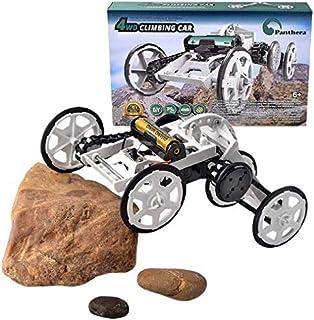 Panthera Grp 4WD Climbing Car Building Toys for Kids -...