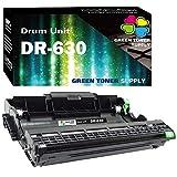 (1 Pack) Green Toner Supply Compatible DR630 Drum Unit, Printer Model DCP-L2520DW DCP-L2540DW MFC-L2700DWMFC-L2740DW