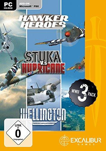 Flight Simulator X - WW2 Collection (Hawker / Stuka / Wellington)