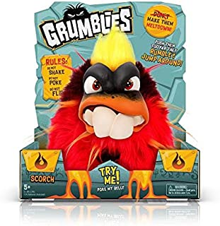 Grumblies Interactive Toys  3 Years & Above,Multi color