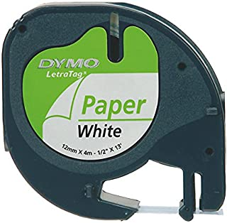 DYMO 12mm LetraTAG 纸胶带 - 气泡 - 29 毫米 - 96 毫米 (S0721500)