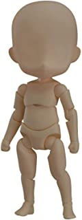 Good Smile Nendoroid Doll: Boy Archetype (Cinnamon Color Version) Action Figure