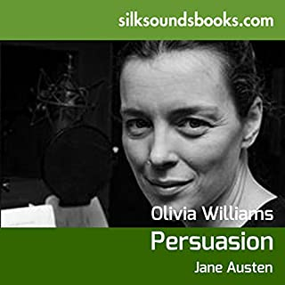 Persuasion                   By:                                                                                                                                 Jane Austen                               Narrated by:                                                                                                                                 Olivia Williams                      Length: 7 hrs and 45 mins     72 ratings     Overall 4.7