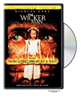 The Wicker Man (Full Screen Unrated/Rated Edition)