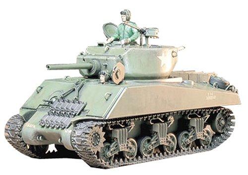 タミヤ 1/35 ミリタリーミニチュアシリーズ M4A3E2中戦車・ジャンボ