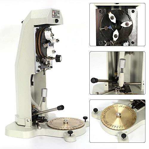 MOMOJA dentro máquina grabado anillo estándar Letter