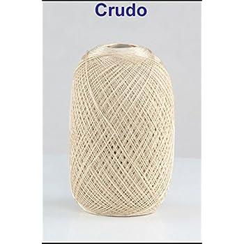 Tejer hilo ganchillo algodon chochet madeja algodon: Amazon.es: Hogar