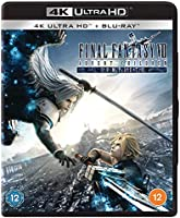 Final Fantasy VII: Advent Children (2 Discs - UHD & BD) [Blu-ray] [2021]