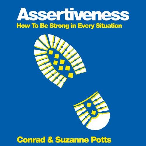 Assertiveness audiobook cover art