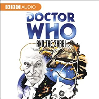 Doctor Who and the Zarbi cover art