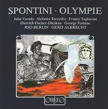 Spontini: Olimpie