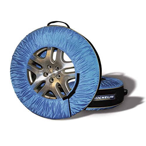 MICHELIN 80 Tire Covers & Tire Bags - Pack of 4