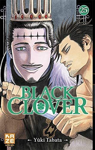 Black Clover Edition simple Tome 25