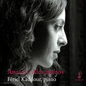Feriel Kaddour Plays Anatoly Alexandrov