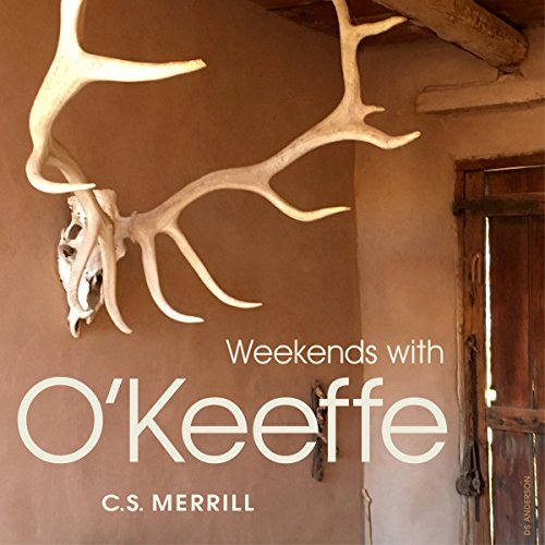 Weekends with O'Keeffe audiobook cover art