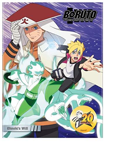 Boruto: Naruto Next Generations - Ohnoki's Will (DVD)