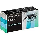 BAUSCH + LOMB - SofLens Natural Colors - Lentes De Contacto De Color, Con y Sin Graduación - 2 unidades