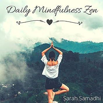 Daily Mindfulness Zen