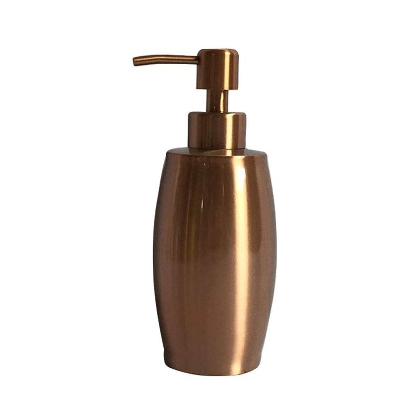 すり減るサイトライン置き場浴室用品/ステンレススチールソープディスペンサーハンドソープバスボトル