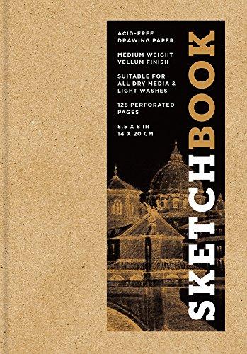 Sketchbook (Basic Small Bound Kraft), 17