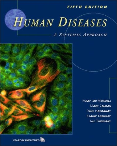 Human Diseases: A Systemic Approach (5th Edition)
