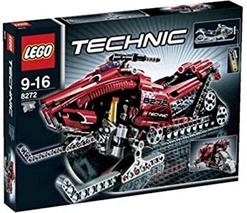 LEGO Technic 8272 - Schneemobil