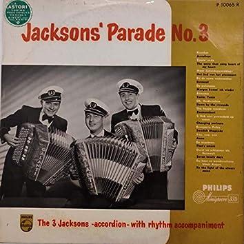 Jackson's Parade No. 3