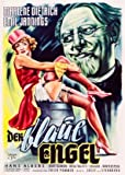 Import Posters The Blue Angel – Marlene Dietrich –