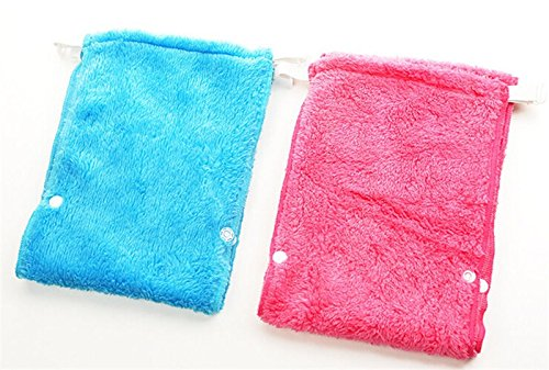 Lxbin SuperDeals All Shape Toilet Cover Seat Lid Pad Bathroom Protector Closestool Soft Warmer HI HIgifts Pink