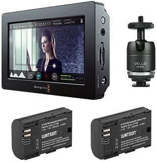 Blackmagic Design Video Assist HDMI/6G-SDI Recorder with 5