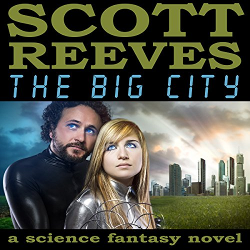 The Big City audiobook cover art