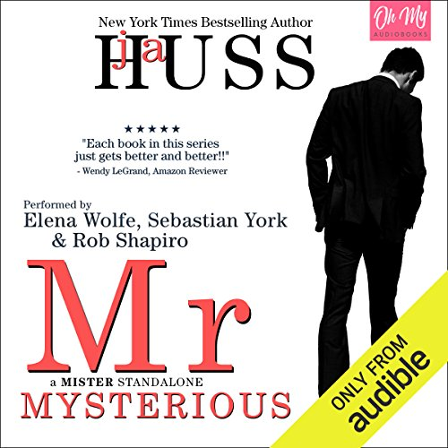 Mr. Mysterious cover art