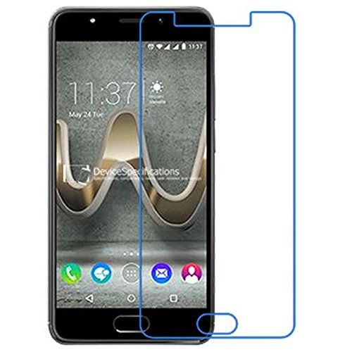 GLASS Protector de Pantalla Cristal Templado Premium para Wiko U Feel Prime