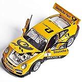 KaKaDz 1:18 Porsche 911 GT3 Cup Niño Coche Modelo Simulación Aleación Niño Juguete Coche...