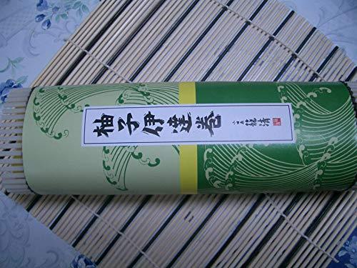 籠清 伝承柚伊達巻 (小 225g)