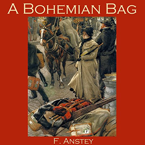 A Bohemian Bag audiobook cover art