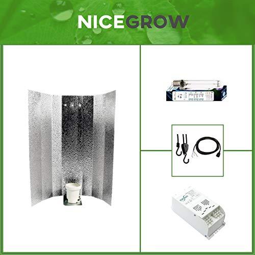 Beleuchtungsset Grow Cultilite 400W Dualspektrum NDL Hammerschlag VSG 400W