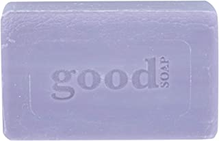 Alaffia, Good Bar Soap, Lavender, 5 Ounce