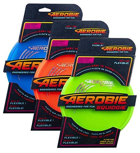 Aerobie 6046408 Squidgie Disk Assorted Colours Various