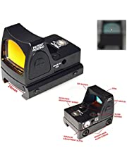 FIRECLUB Airsoft RMR Style Mini Micro Red Dot Sight w/Side on/Off Switch