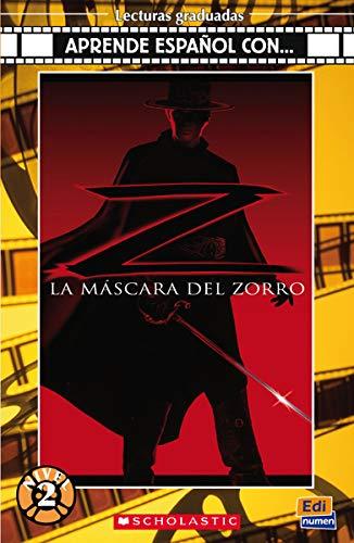 La Máscara del Zorro Book + CD (Lecturas Aprende español con)