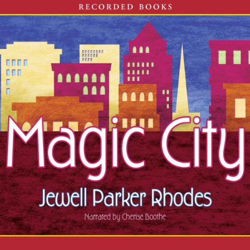 Magic City audiobook cover art