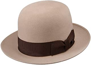 Grand Central - Stetson Silverbelly Royal Deluxe Fur Felt Fedora Hat - TFGCNT
