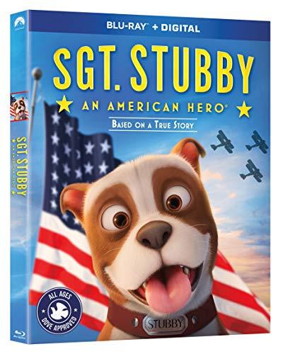 Sgt. Stubby: An American Hero (Blu-ray + Digital)
