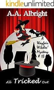 Wayfair Witches 13巻 表紙画像