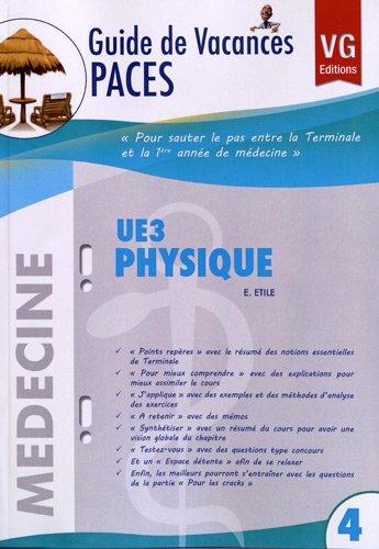 UE 3 Physique